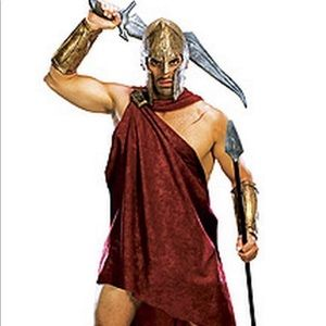 Spartan Costume 300 Costume Adult Deluxe  One Sz